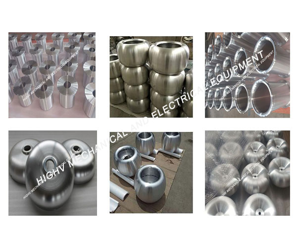 1060 Polished Bright Corona Shield Customized Sizes For Power Industry