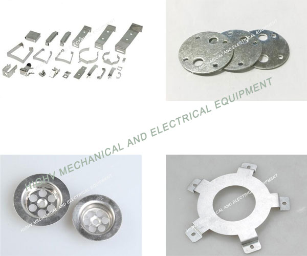 OEM Metal Stamping Part Grade 316L For Eletronic And Furniture Industry