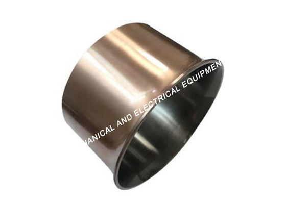 China Bronze Plating Brushing Spare Parts For Machinery , Die Casting Spinning Spares supplier