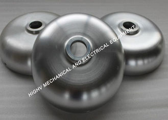 China 1060 Polished Bright Corona Shield Customized Sizes For Power Industry supplier