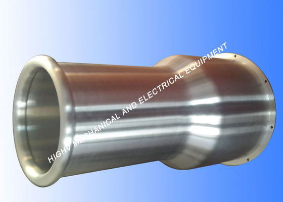 China Silver Replacement Electrical Parts , 0.1Kg-3000Kg Shield Bushing Corona supplier