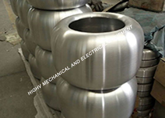 China Power Motor Industry Corona Shield 500kV Stainless Steel Material / Aluminum supplier