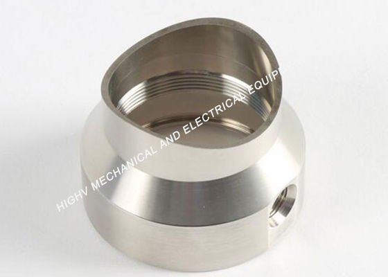 China Polishing Surface Cnc Metal Parts , Durable Cnc Machine Electrical Parts supplier