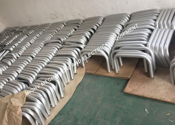 China Machine Furniture Spare Part Bendable Aluminum Tubing Good Production Ability supplier