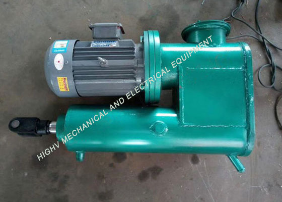 China 7.5KW Electric Hydraulic Linear Actuator With 25-110mm/S Pushing Speed supplier