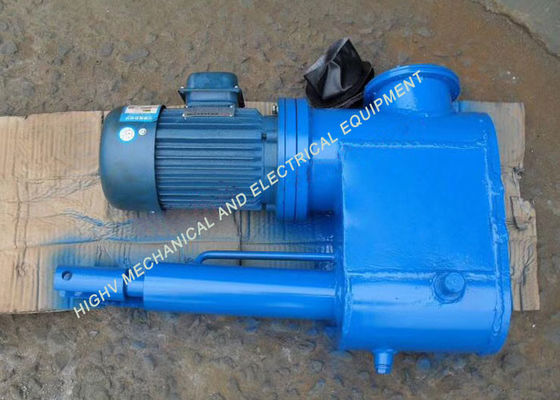 China Petrochemical / Mineral Electric Hydraulic Linear Actuator 50-2500mm Stroke supplier