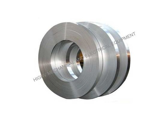 China 8011 Aluminium Foil Strip , Aluminum Foil Strips With 400-1000mm Width distributor