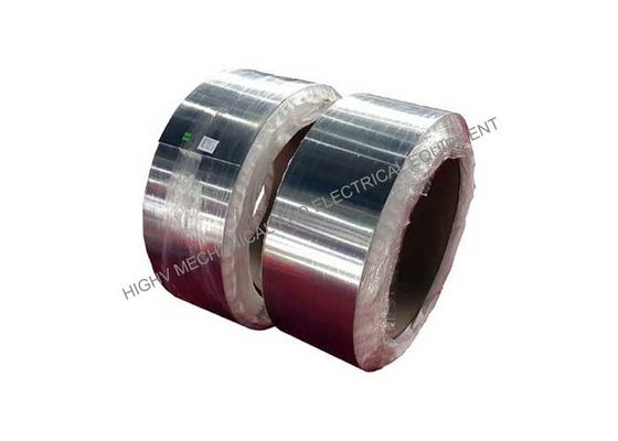 China Electric Material Aluminium Foil Roll 99.5% Purity High Conductivity distributor