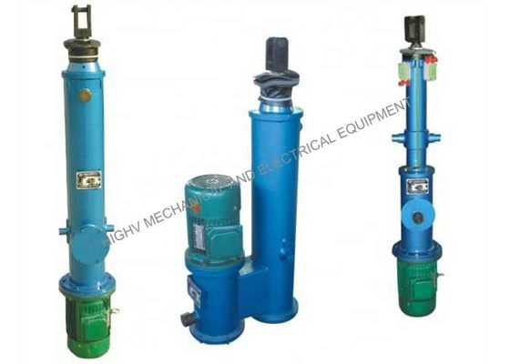 China High Speed Hydraulic Cylinder Actuator With 50-3500mm Stroke For Oil And Gas Industry distributor