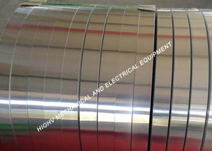 High Precision Large Roll Of Aluminum Foil Low Side Camber And No Burr