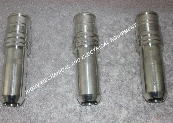 Aluminium 6063 Transformer Conductor Custom Parts For High Voltage Test